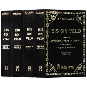 Isis Sin Velo 4 Libros » Editorial Humanitas