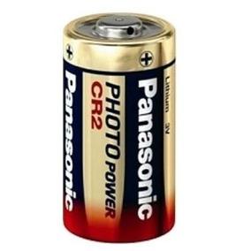 Cartela 1 Bateria Pilha 3v Cr2 Lithium Photo Power Panasonic