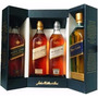 Whisky Johnnie Walker The Collection 4 Garrafas De 200 Ml