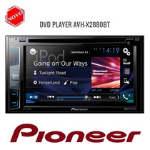 Dvd Pioneer Avh-x2880bt Avh2880 2780bt 2 Din Android Iphone
