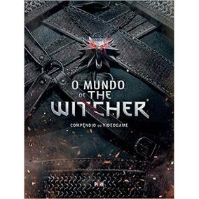 O Mundo De The Witcher Capa Dura Por Marcin Batylda