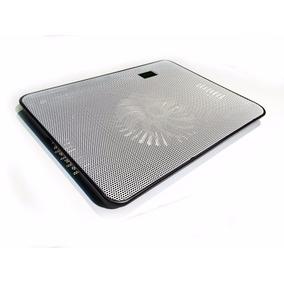 Base Porta Notebook Y Netbook Con Cooler Grande Hasta 15.6