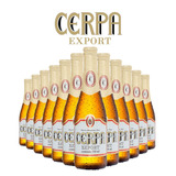 Pack Cerveja Cerpa Export C/ 12 Itens