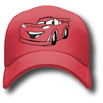 Gorra De Rayo Mc Queen Cars Disney