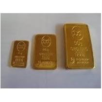 Lingote Oro 999 1 Gr. Banco Ciudad