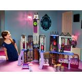 Casa Monster High Juguete Nena Gigante Con Accesorios
