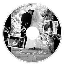 Cd Ou Dvd Midia + Gravação + Impressão Direta + Arte Gratis