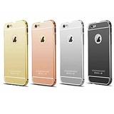 Funda Espejada Mirror Case Iphone 5s 6 6s 7 Plus + Templado