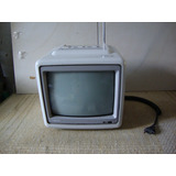 Aparelho Televisor Portátil Antigo Semp Modelo 102 .