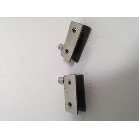Dobradiça Para Rack - Porta De Vidro De 4 A 8mm - Par