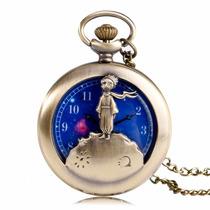 El Principito Reloj Envio Gratis Collar Con Cadena Vintage