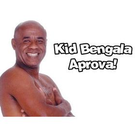 Dvd Brasileirinhas O Melhor De Kid Bengala