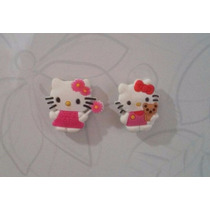 Set Imanes Refrigerador Figuras Infantiles Niña Hello Kitty