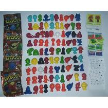Coleção Completa Fut Gogos Panini + 40 Figurinhas + Envelope