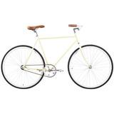Bicicleta Fixie Retrospec Chrome Saint Cromado