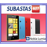 Celular Nokia Lumia 520p/claro Y Movistar Whatsap,+funda