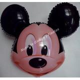 Globo Metalizado Mickey Mouse 66 X 66 Cms