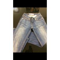 Calça Jeans Original Feminina Levi´s Bold Curve 3m Tam 36
