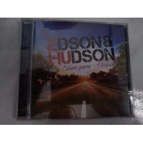 Cd Edson E Hudson De Edson Para Hudson