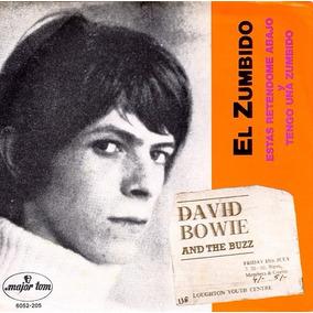 David Bowie The Buzz El Zumbido Compacto Vinil Import Frete