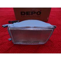 Lanterna Pisca Golf Mexicano 95 -98 Cristal Acrilico Depo Le