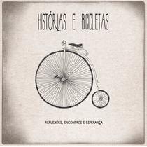 Cd Oficina G3 - Histórias E Bicicletas - Novo E Lacrado