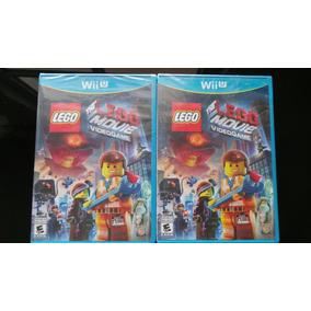 The Lego Movie Videogame Wii U Nuevo Sellado