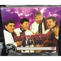 10 Cd +dvd Los Cantores Del Alba Éxitos Nuevo Liquido !