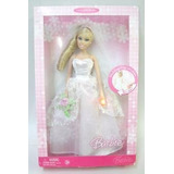 Barbie Novia De Coleccion Mattel