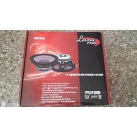 Medio Lanzar Pro 10mb, Original,10 Pulgadas 1000 Watts 4 Ohm