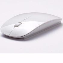 Mouse Inalámbrico Tipo Mac Para Pc O Laptop Bluetooth