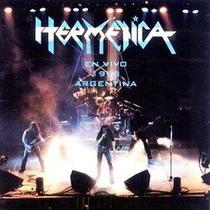 Hermetica En Vivo 1993 Cd Nuevo Almafuerte Iorio V8