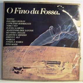 959 Mvd- 1978 Lp- O Fino Da Fossa- Coletânea- Vinil Disco