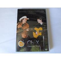 Dvd Chitãozinho Chororo Grandes Classicos 2009 Frete R$10,00
