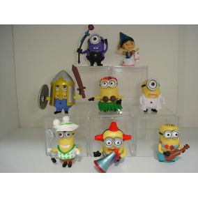 Minions Kit Festas Decoração Enfeite Mesa Festa Infantil