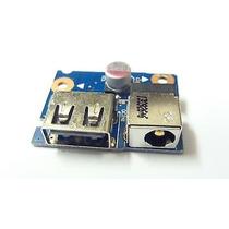 Dc Power Jack Usb Port Board Lenovo G580 G480