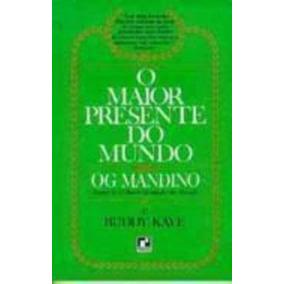 Livro O Maior Presente Do Mundo Org Mandinoebuddy Kaye