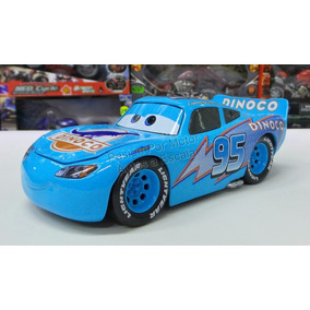 1:24 Rayo Mcqueen Metal Dinoco Jada Cars Lightning Mc Queen