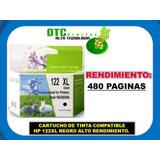 Cartucho De Tinta Compatible 122xl Negro Alto Renc. Reci