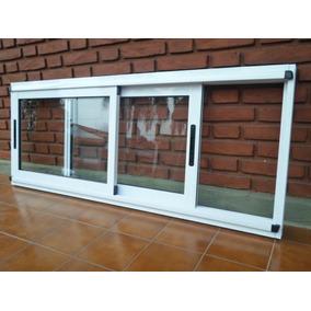 Ventana para cocina 180x60 aberturas ventanas de for Ventanas de aluminio para cocina