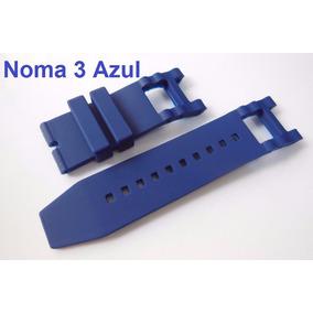 Pulseira Relógio Invicta Subaqua 5515 Noma Iii Original Azul