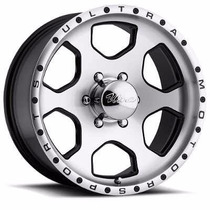 Rin Ultra Wheels 175 16x8 6-5.5