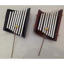 Metalofone Indonesia 8 Notas Pin Xilofone Musiconet