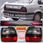 Kit Faro Trasero Renault 19 Con Baul Exteriores + Bandeau.