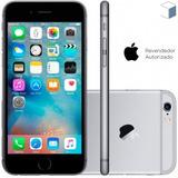 Smartphone Apple Iphone 6s Plus 128gb Cinza Frete Grátis