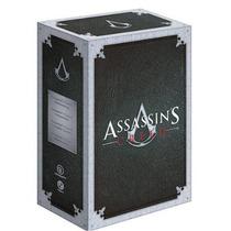 Box Assassins Creed 1 (4 Livros) - Novos Lacrados