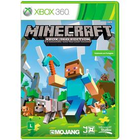 Jogo Minecraft Para Xbox 360 (x360)