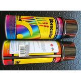 Spray Aluminio Brillante - Abracolor