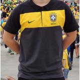 Camisa Polo Seleção Brasileira
