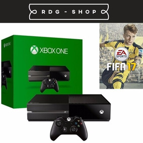 Xbox One 500gb Original Microsoft + Fifa 17 + Kit Charger